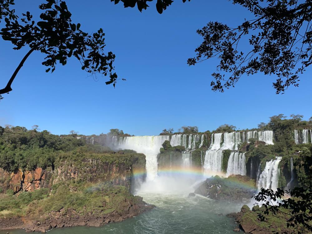 Iguazu falls Argentinie