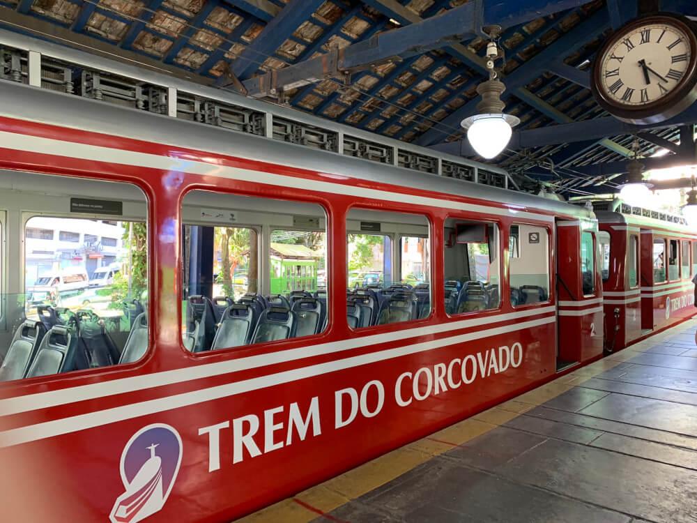 Tram do Corcovado