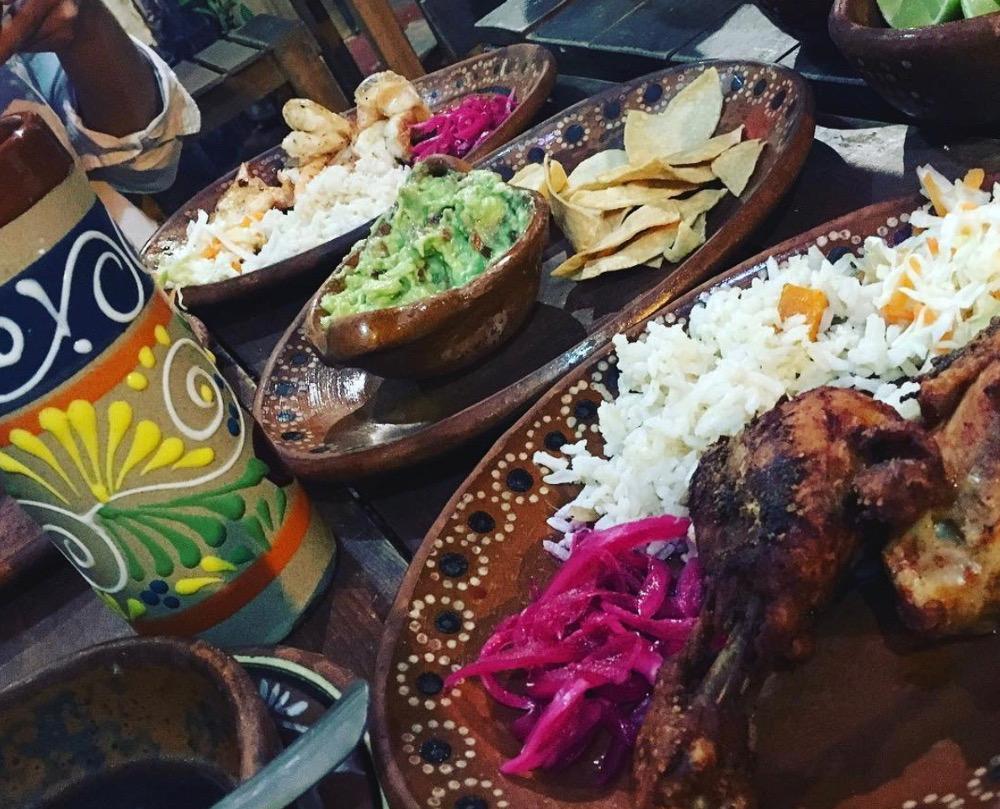 Eten in Belize