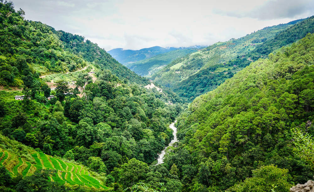 Beste reistijd voor Bhutan