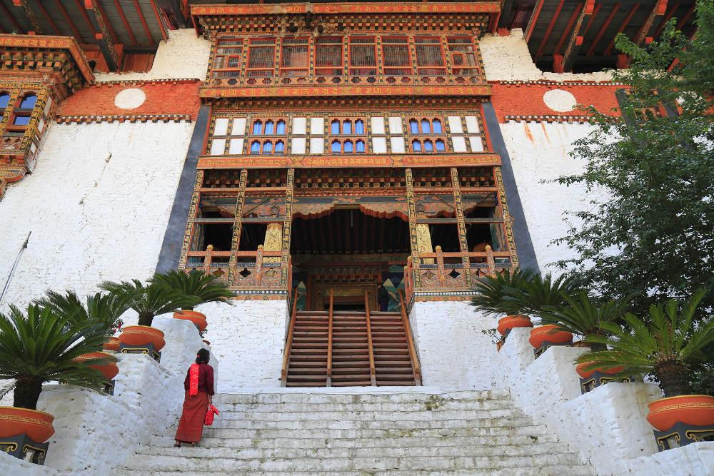 budget voor bhutan