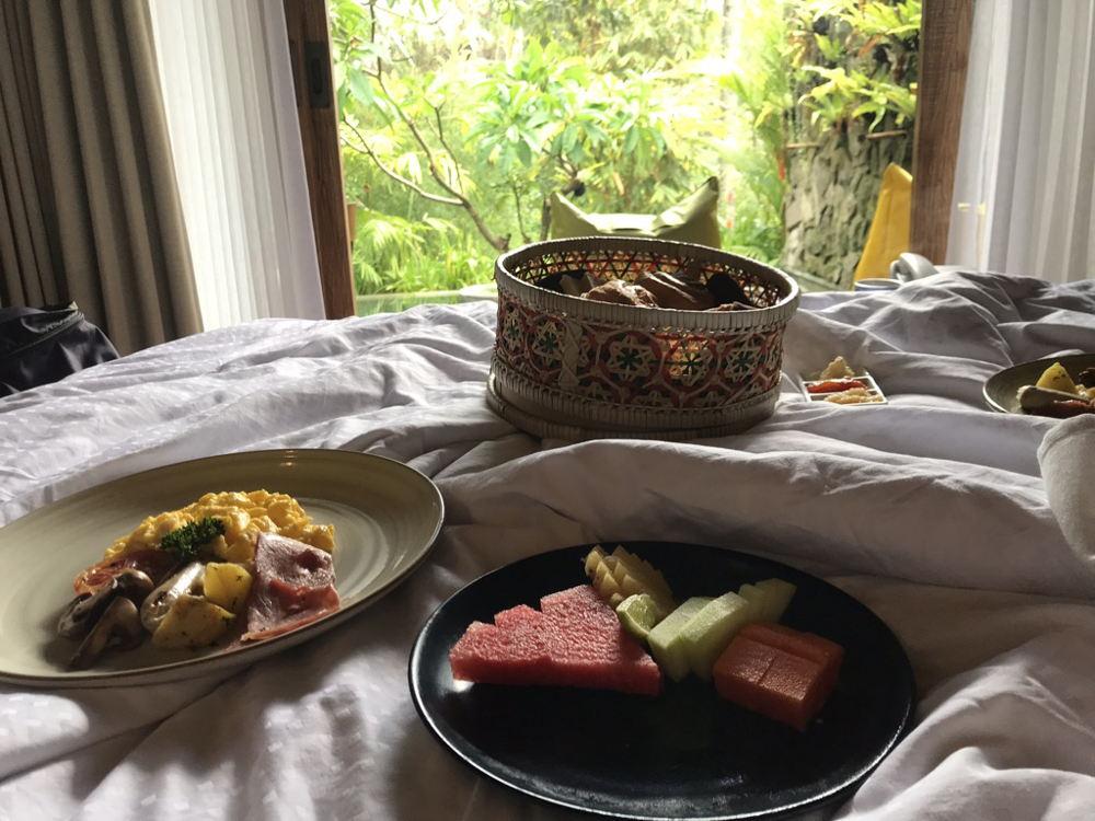 Inclusief ontbijt