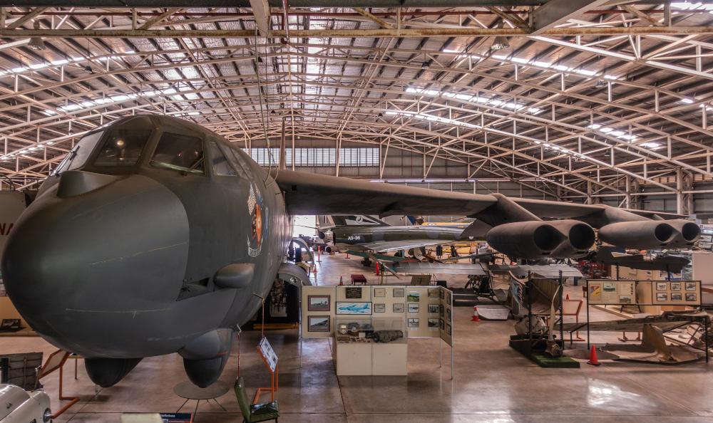 b52 aviation museum