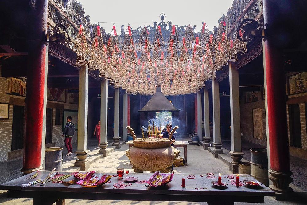 Jade Emperor Tempel