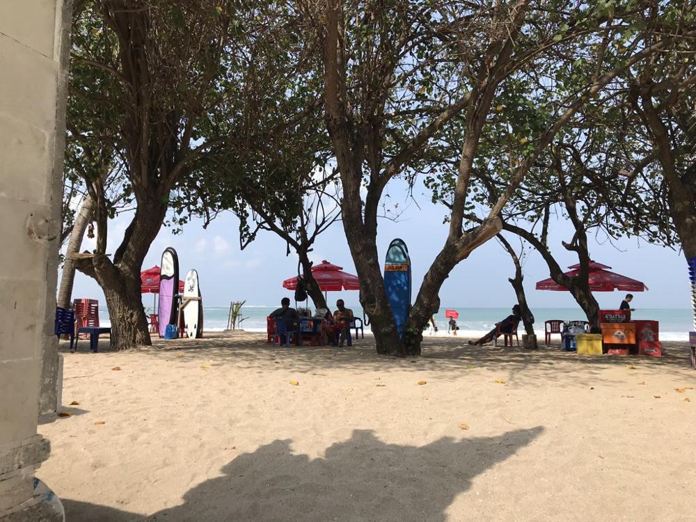 kuta op Bali