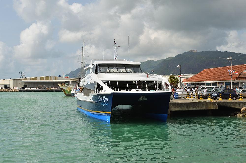 Budget voor de Seychellen