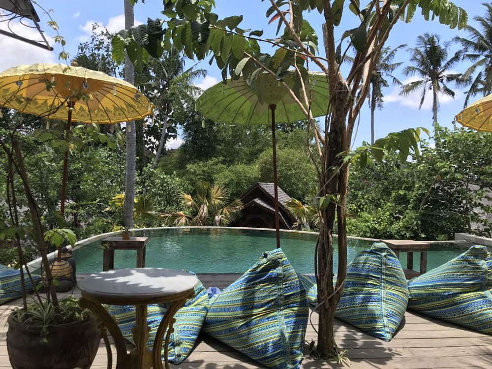 Ubud op Bali