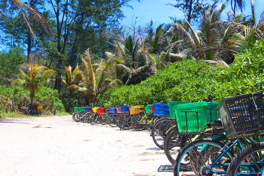 Vervoer op de Seychellen