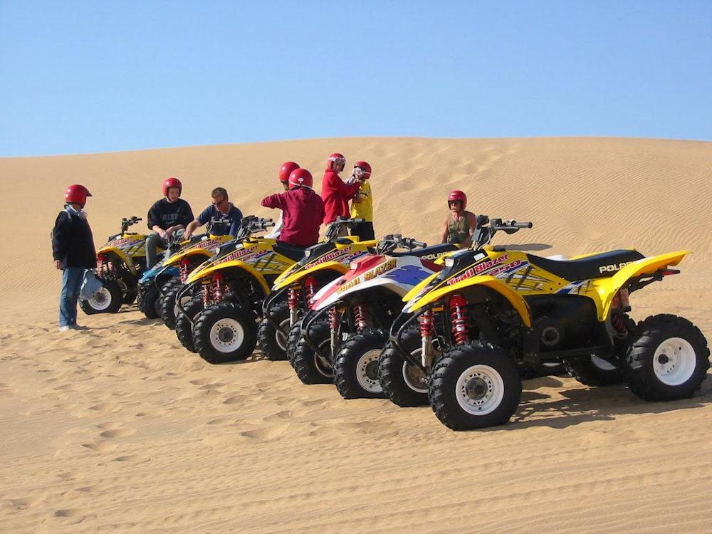 ATV Swakopmund Namibie