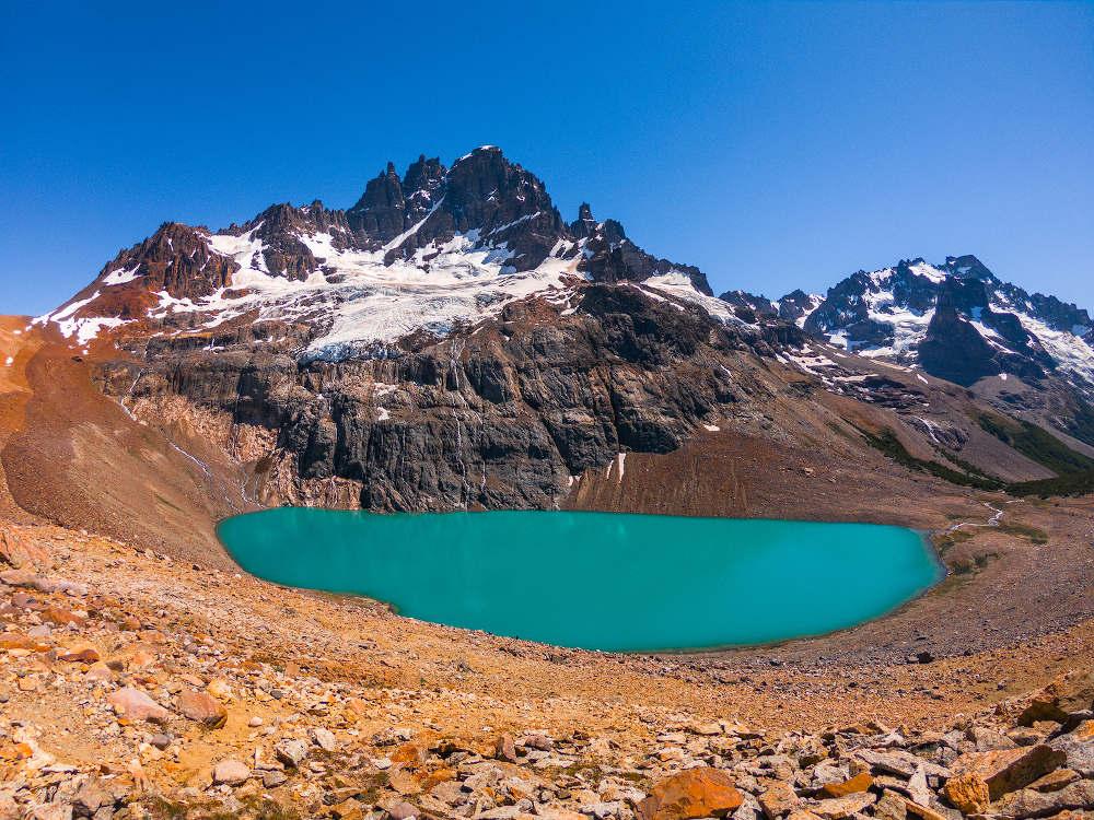 Cerro Castillo mountain Patagonia Chilli