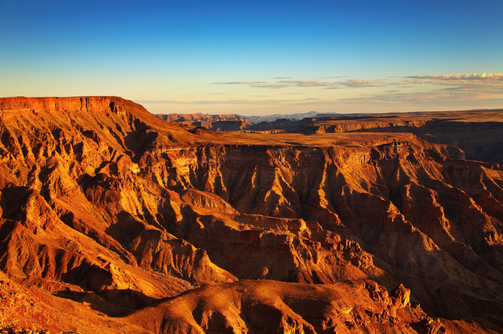 Fish River Canyon Namibie
