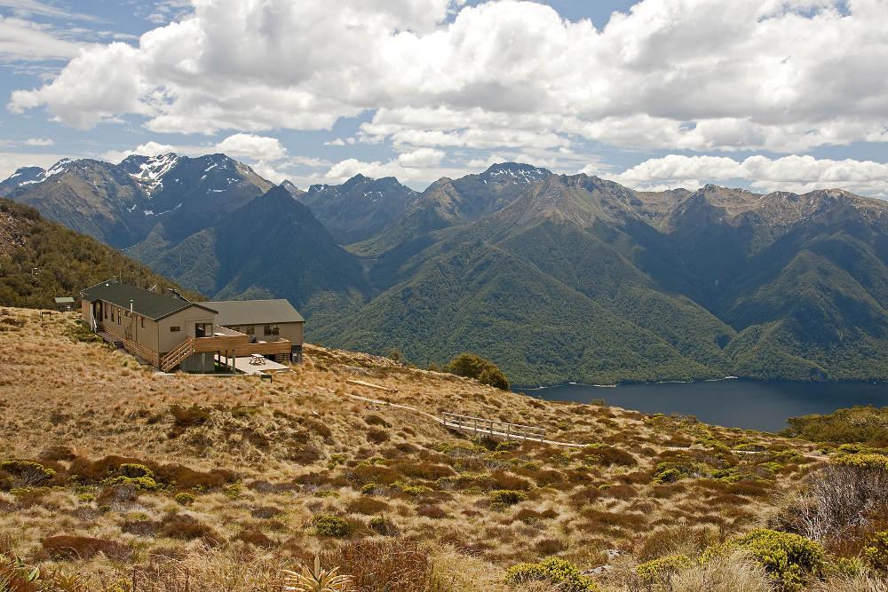 Great Walk Nieuw-Zeeland