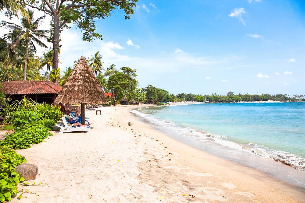 Sengigi op Lombok