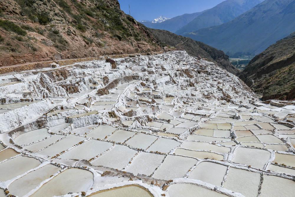 Maras-salt-flats
