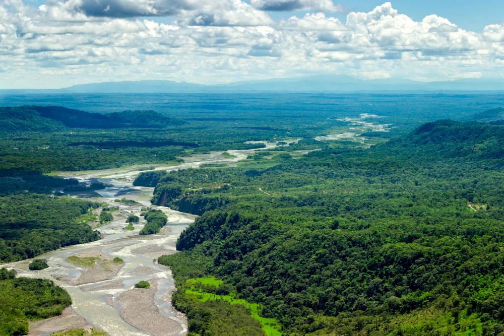Banos De avontuurlijke hoofdstad van Ecuador