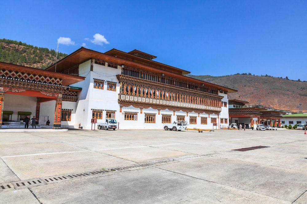 Vliegtickets naar Bhutan