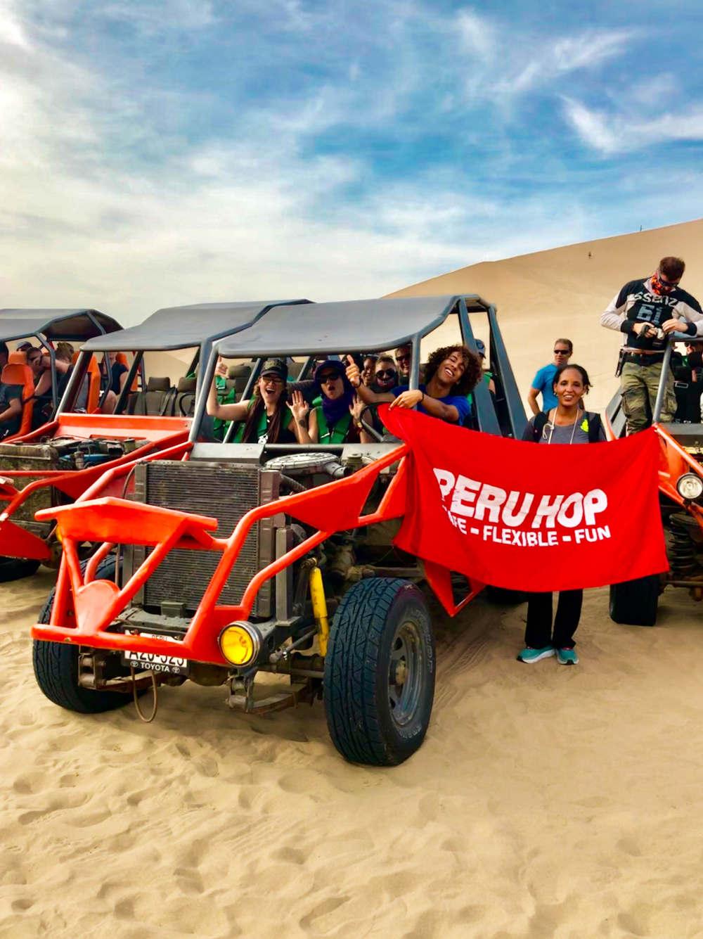 Peru bus en tour