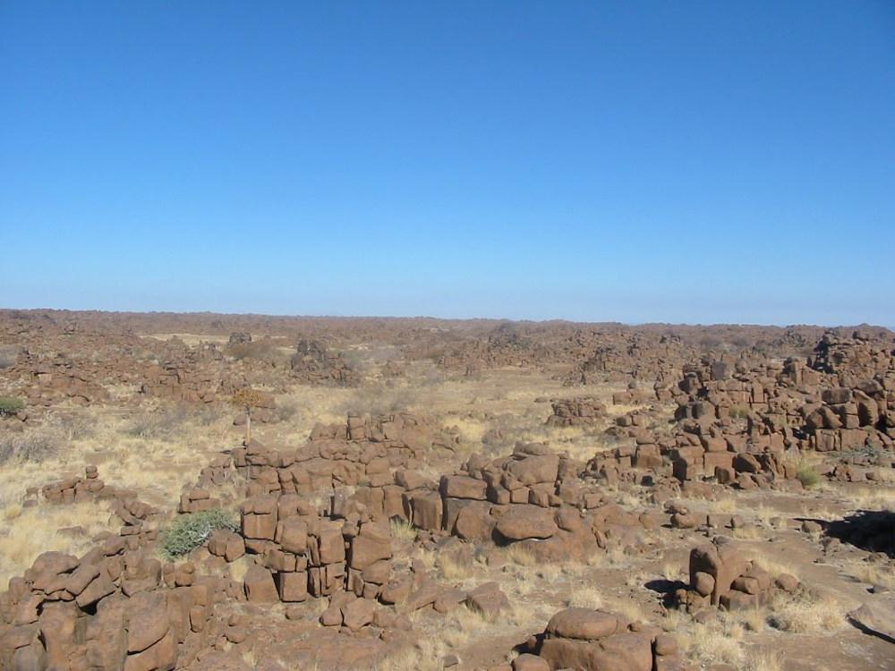 giants playground Keetmanshoop Namibie