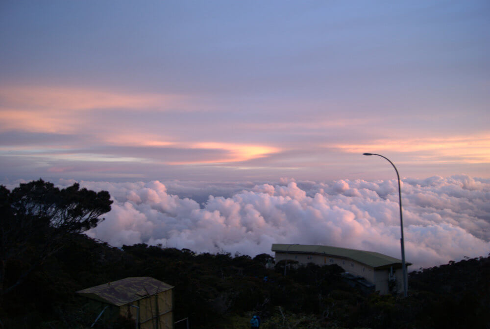 slaapplaats Mount Kinabalu