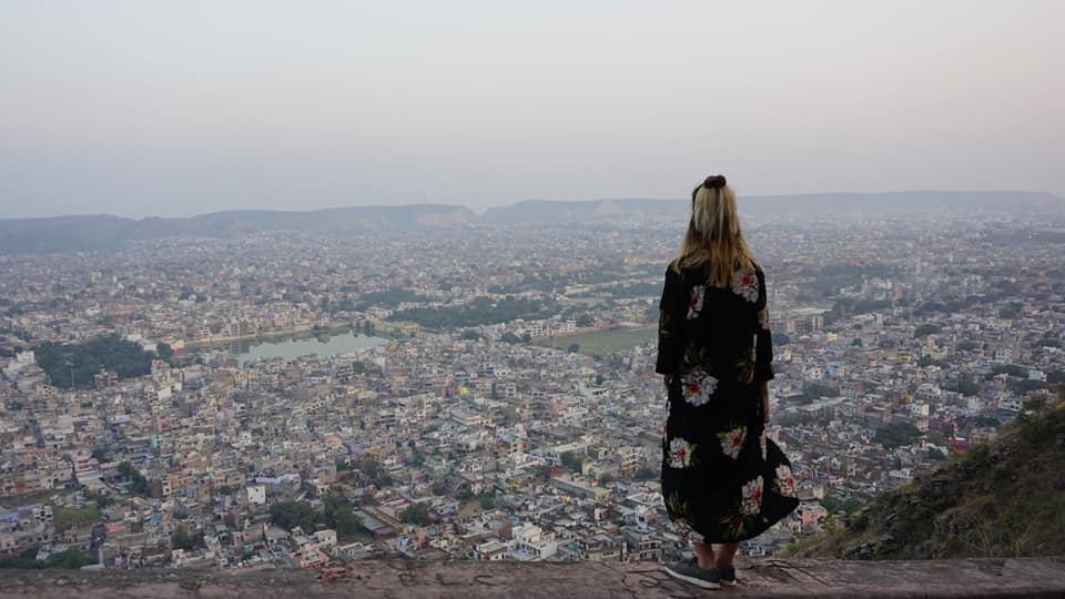 alleen reizen in India