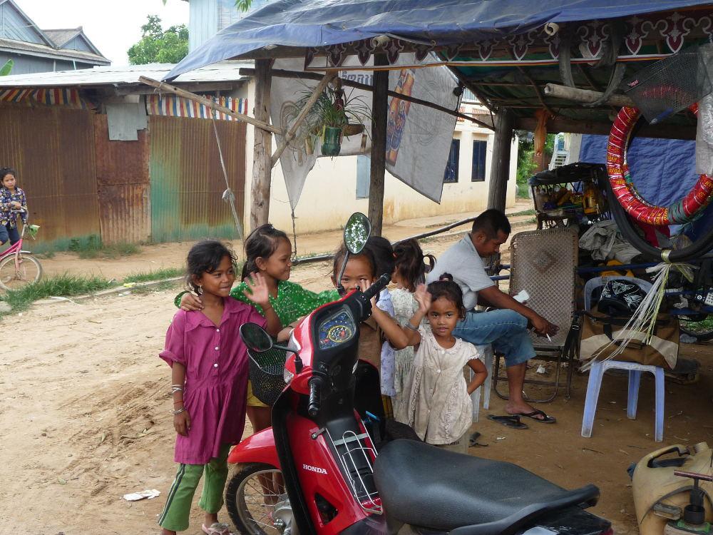 Bevolking Cambodja