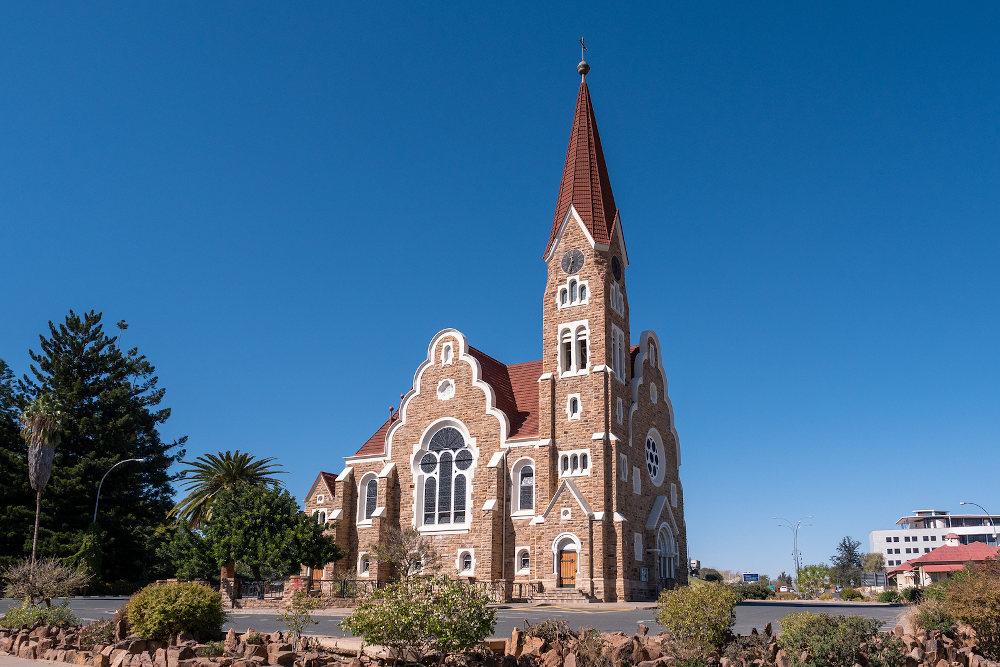 Christuskirche Windhoek namibie