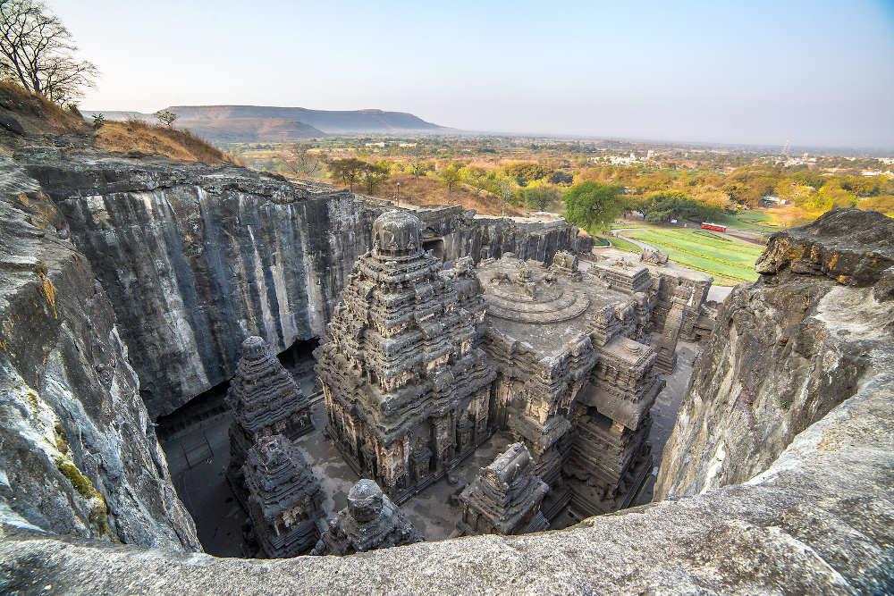 Kailas tempel