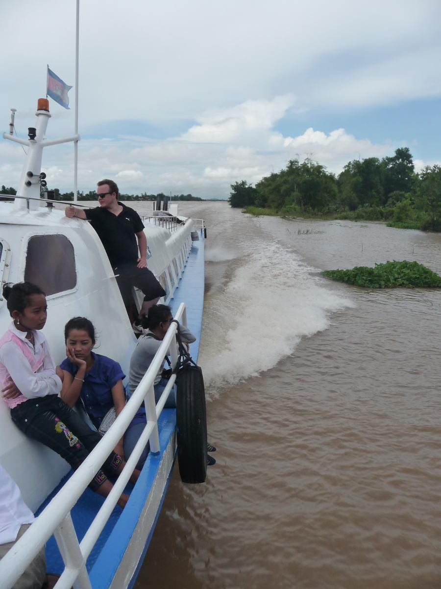Siem Reap ferry