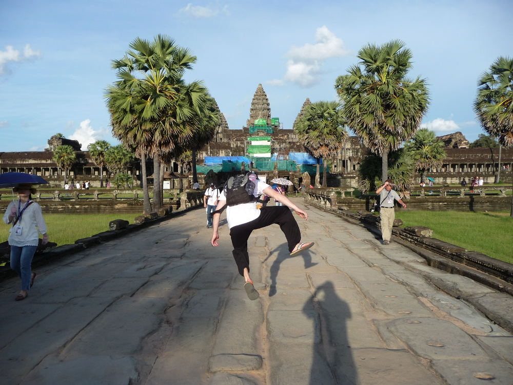 Ties Angkor Wat