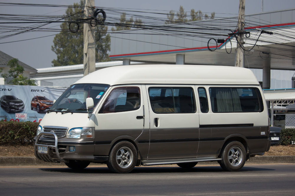 minivan Thailand