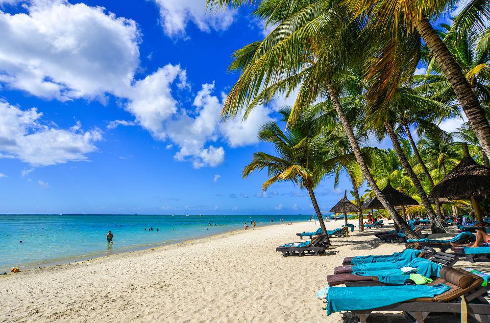 Vakantie in Mauritius