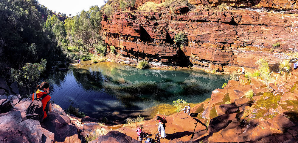 Kimberley region Karijini National Park