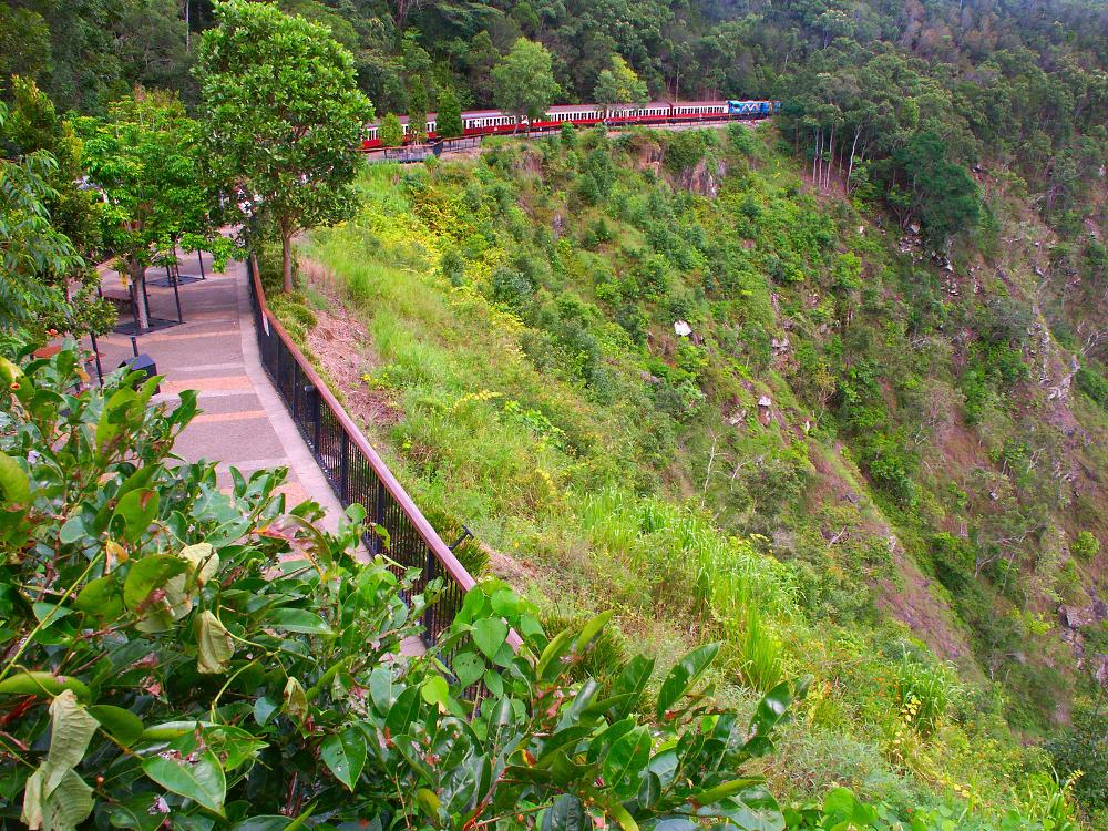 uranda Scenic Railway