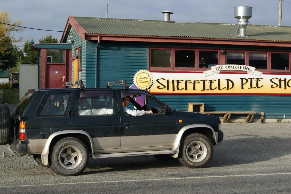 Sheffield Pie Shop
