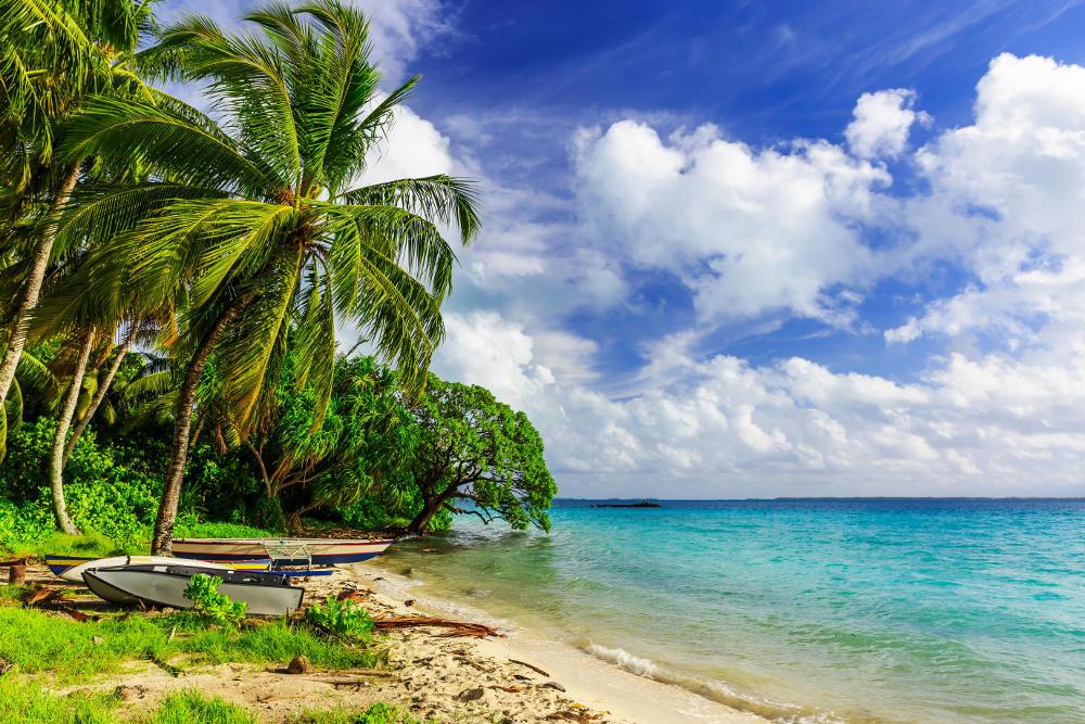 Fanning Island, Kiribati