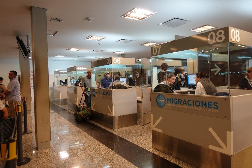 Visum voor Argentinie