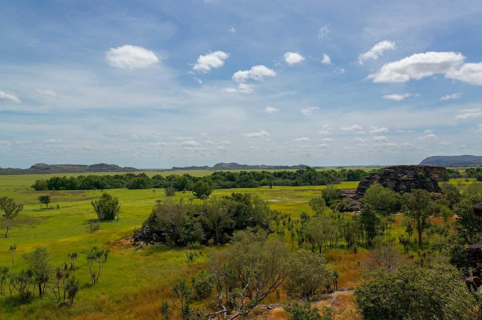 Nadab Lookout, Kakadu National Park