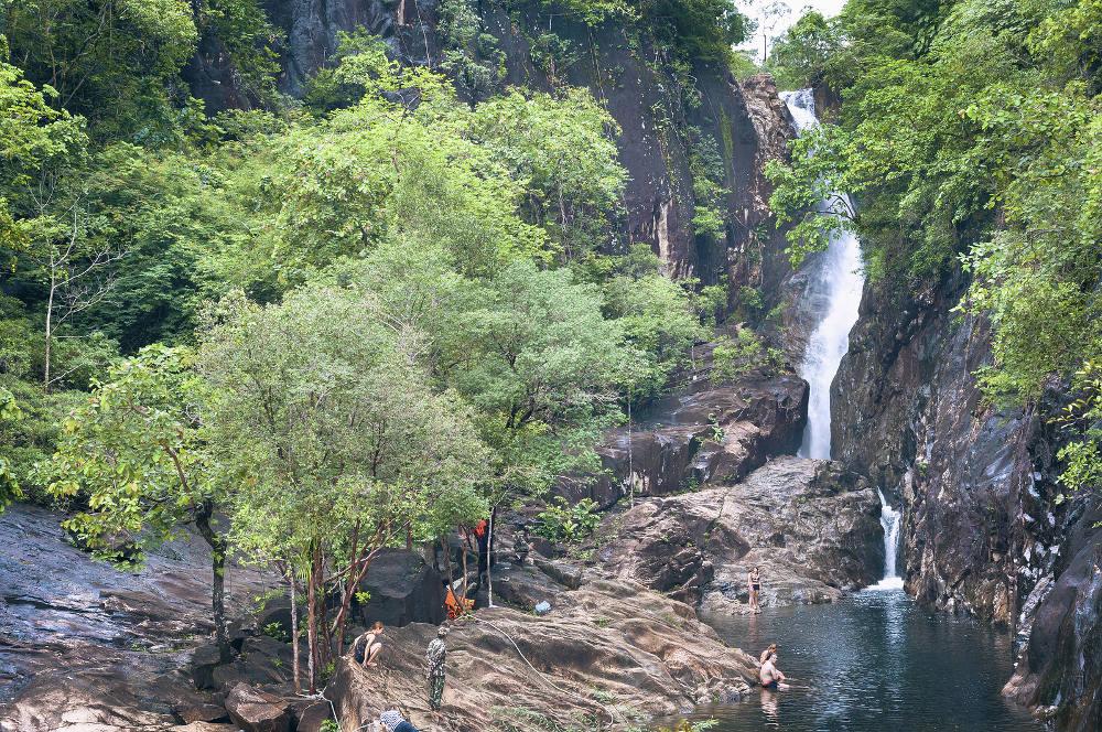 Klong Plu Waterval