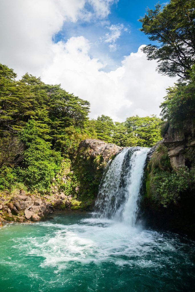 Tawhai Falls,