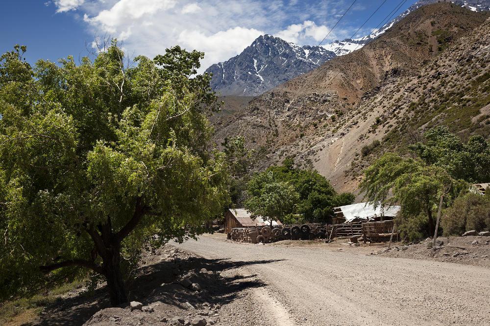 Maipo Valley, Chili