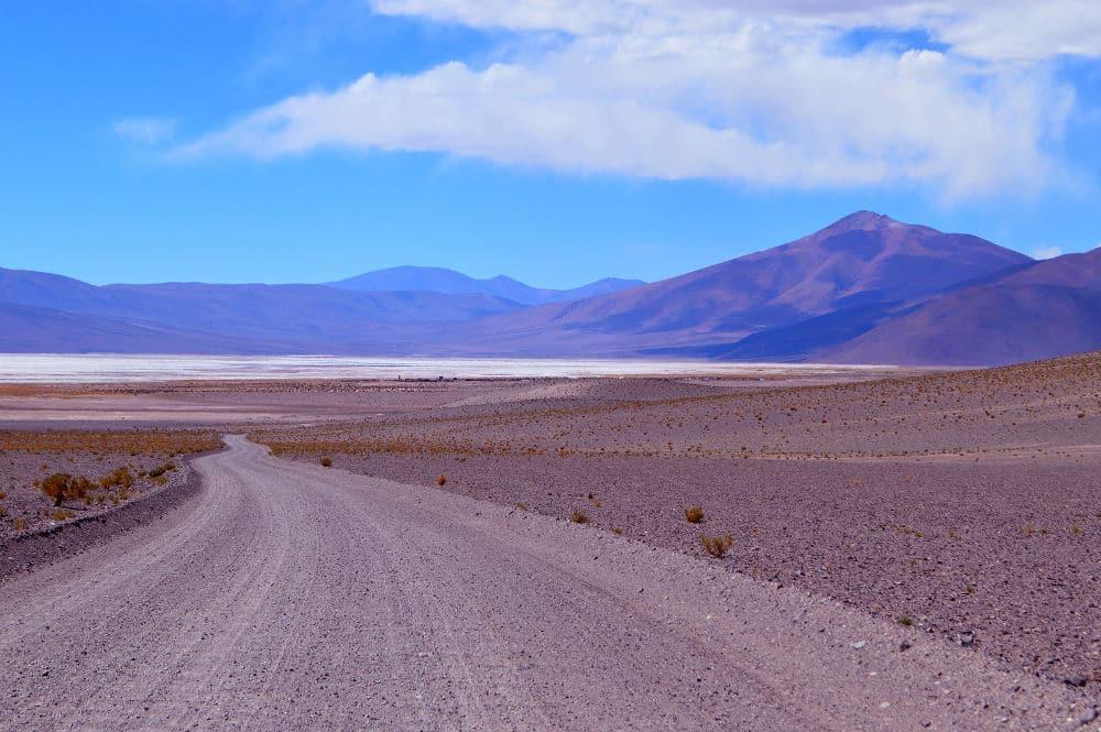Las Salinas Grandes