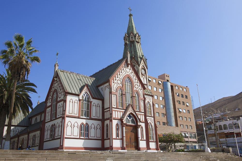 San Marcos de Arica Cathedral