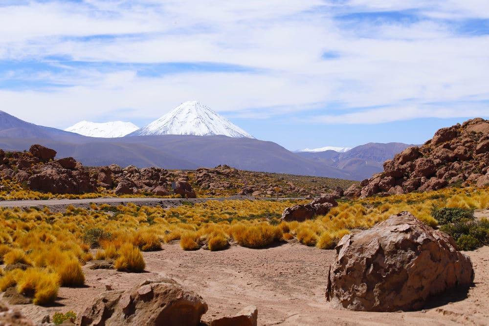 Licancabur vulkaan