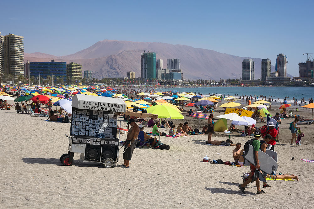 Cavancha Beach
