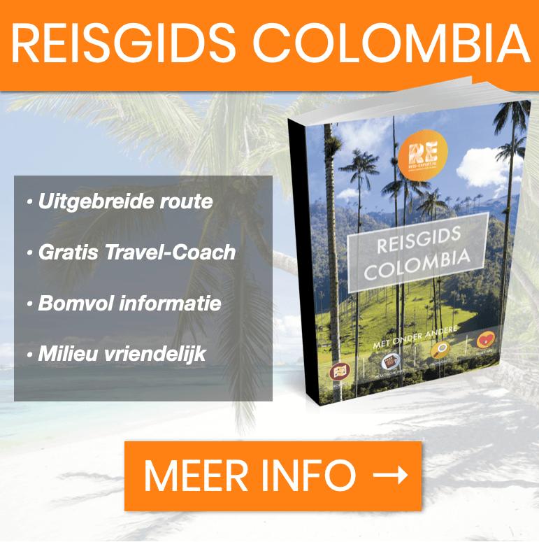 Reisgids Colombia