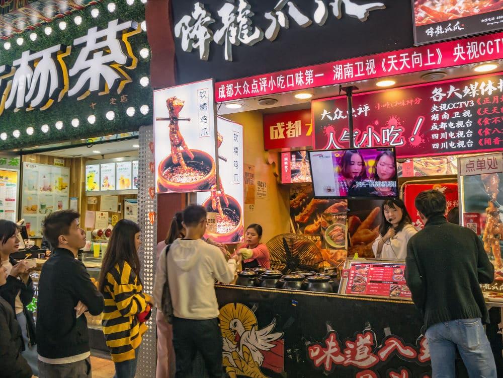 Eten in China