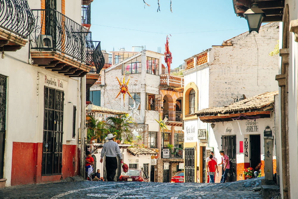 Steden in Mexico
