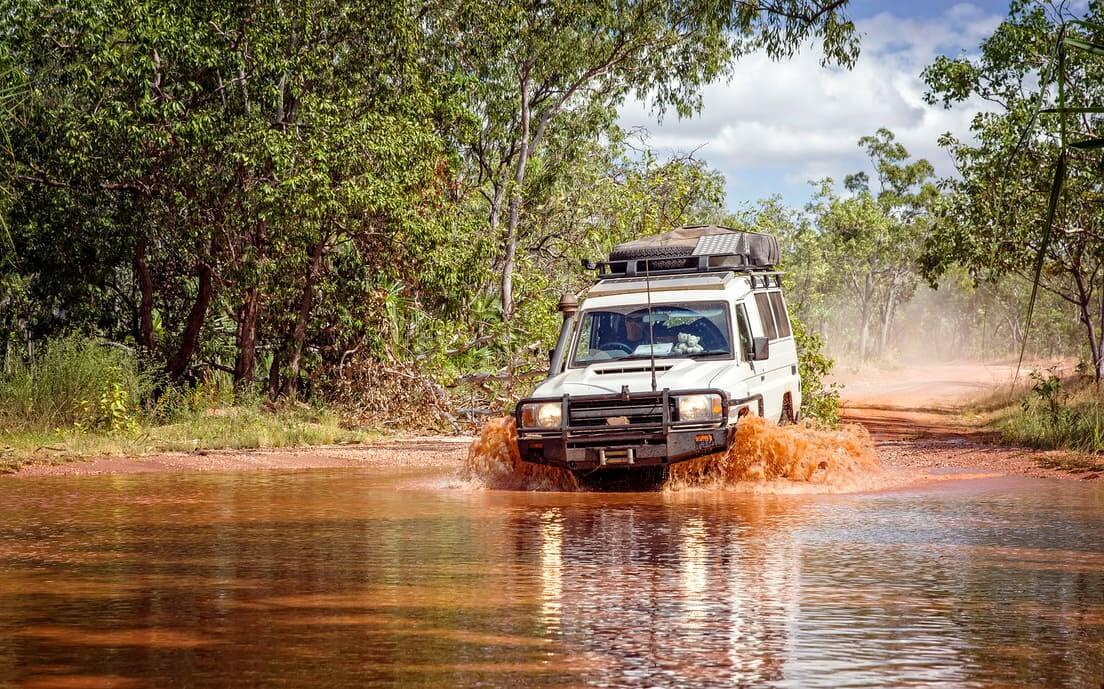 4WD australie auto huren