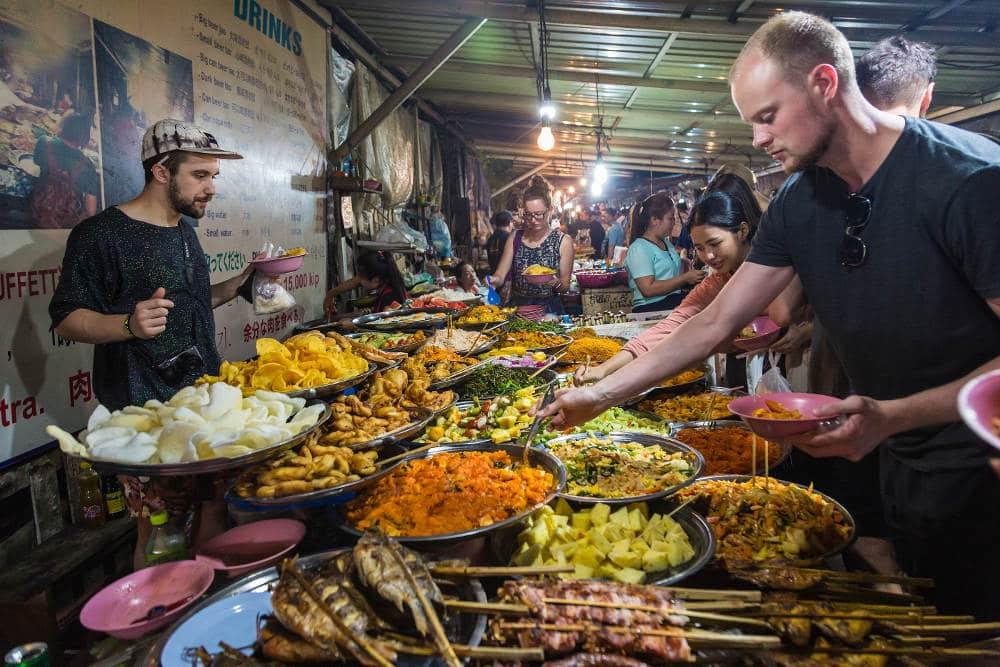 Laos bezoeken