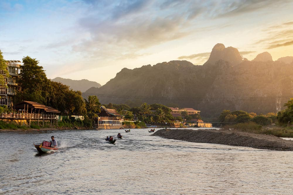 Redenen om Laos te bezoeken